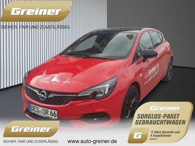 gebraucht Opel Astra 1.2 GS Line NAVI | SHZ | LRHZ | RÜCKFAHRKAMERA
