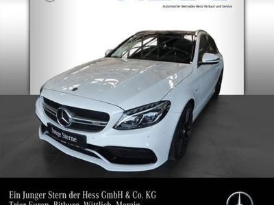 gebraucht Mercedes C63 AMG AMG S T Performance Driver´s Package Pano Com