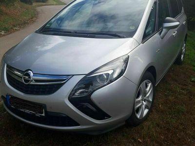 gebraucht Opel Zafira Tourer 2.0 CDTI Automatik Edition