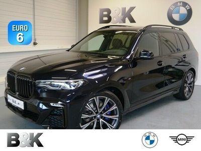 gebraucht BMW X7 M50d, M Sportpaket, Standheizung, Leas ab 1499, -