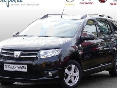 gebraucht Dacia Logan MCV II Laureate 1.2 16V AHK KLIMA SHZ TEMPOMAT