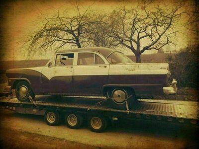gebraucht Ford Fairlane 19554-Door Town Sedan als Limousine in Freiberg am Neckar