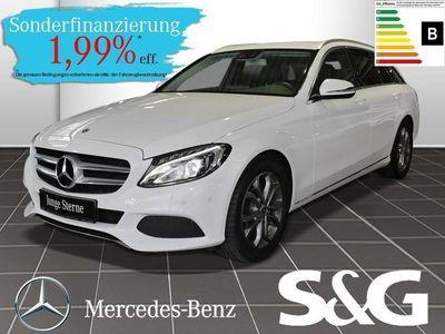 gebraucht Mercedes C180 T AVANTGARDE AHK/RüKa/Comand/LED/Sitzhzg./