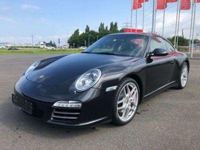 gebraucht Porsche 911 Carrera 4S 997 Coupe *SCHALTER*TOP ZUSTAND*