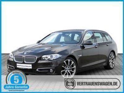 gebraucht BMW 530 dA Touring Modern Line NAPPALEDER 19″ NAVI