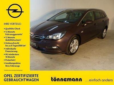 gebraucht Opel Astra ST Dynamic, IntelliLink, Rückfahrkamera, Sitzhei