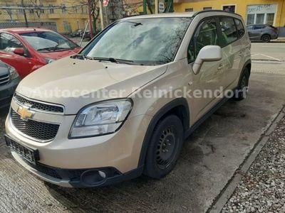 gebraucht Chevrolet Orlando 2.0TD LTZ 07/Sitze 110000 KM 2012