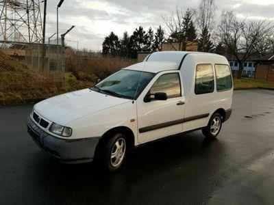gebraucht Seat Inca 1,4l TÜV BIS 04/21