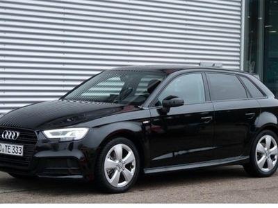 used Audi A3 Sportback Sport 35 TFSI S tronic, Navi,Klimaautomatik,EPV vo&hi,Sitzheizung,