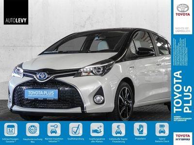 gebraucht Toyota Yaris Hybrid Style
