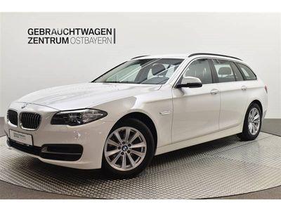 gebraucht BMW 520 d Touring Aut. AHK+Navi+PDC+SHZ+HiFi+DAB+
