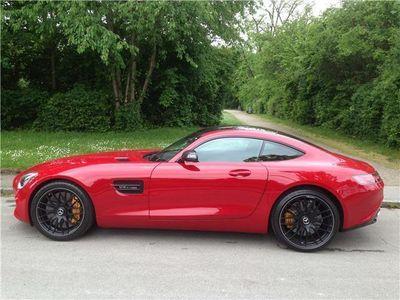 gebraucht Mercedes AMG GT S Speedshift 7G-DCT NP 180.000,00 €