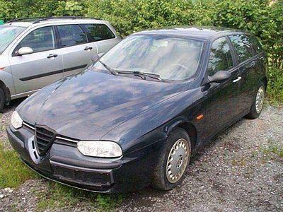 gebraucht Alfa Romeo 156 Alfa Sportwagon 2.4 JTD
