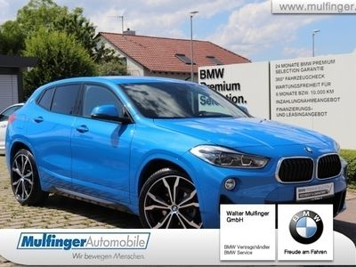 gebraucht BMW X2 xDrive18d.M Sport Navi LED HiFi KomfZ.Park.20