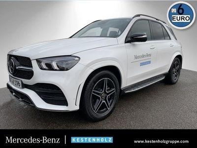 gebraucht Mercedes GLE350 d 4M AMG WideScreen LED AHK Night Keyl-GO