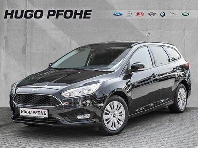 gebraucht Ford Focus Trend 1,6 Ti-VCT 63kW Turnier, 5-türig