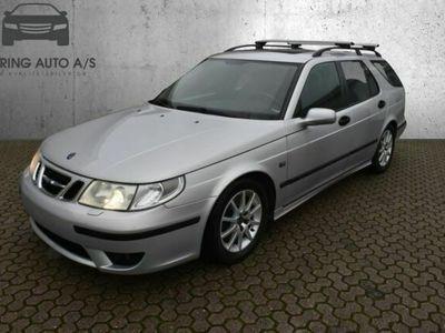 gebraucht Saab 9-5 2,3 T Aero Estate aut.