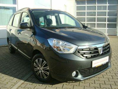 gebraucht Dacia Lodgy 1.6 MPI 85 Laureate Klima/Tempomat/ESP/ZV