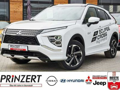 gebraucht Mitsubishi Eclipse Cross Plug-In MY21 Top Leder schwarz, Tageszulassung, bei Autohaus am Prinzert Verkaufs GmbH + Co KG