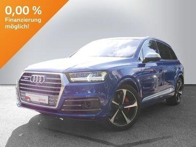 gebraucht Audi SQ7 4.0 TDI quattro 320(435) kW(PS) tiptronic 8-stufig