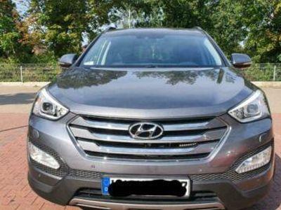 gebraucht Hyundai Santa Fe 2.2 CRDI 4WD Automatik Pr...