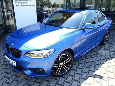 gebraucht BMW 220 d xDrive Coupé