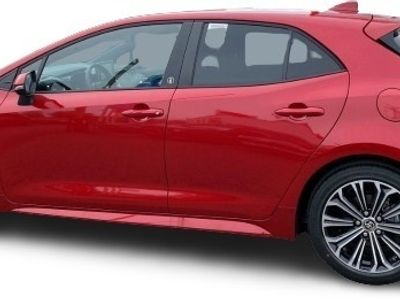 gebraucht Toyota Corolla Hybrid CorollaTeam D 1.8 EU6d LED Keyless ACC Rόckfahrkam. Fernlichtass. LED-hinten