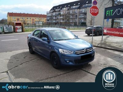 gebraucht Citroën C-Elysee I Selection PureTech *PDC