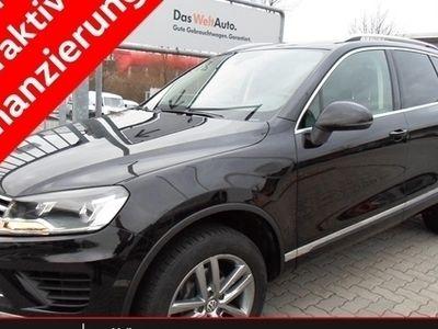 usado VW Touareg 3.0 TDI Luft, Xenon, PANO-Dach, Leder, Navi