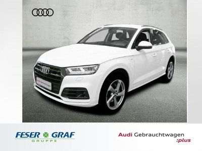 gebraucht Audi Q5 40 TDI design qu.S tronic S-line,AZV,ACC,B&O,