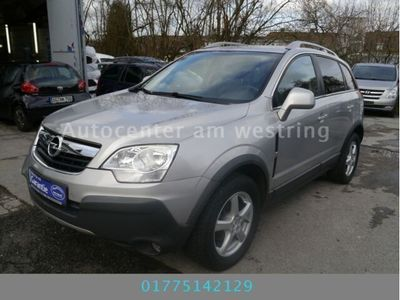 gebraucht Opel Antara Edition Plus 4x4