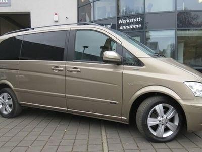 gebraucht Mercedes Viano 3.0 CDI Edition Kompakt REAR SEAT/AHK/STDHZG