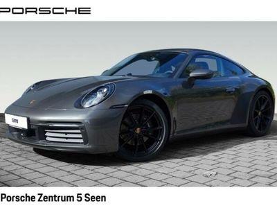 gebraucht Porsche 911 Carrera 992 ICoupé, PDK, BOSE, INNODRIVE, PDLS+