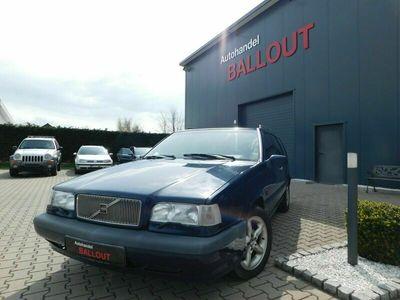 gebraucht Volvo 850 2.5*Klimaautomatik*Teilleder*2-Hand*7-Sitzer