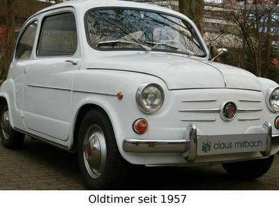gebraucht Fiat 600 original 51.500 km als Limousine in Hamburg