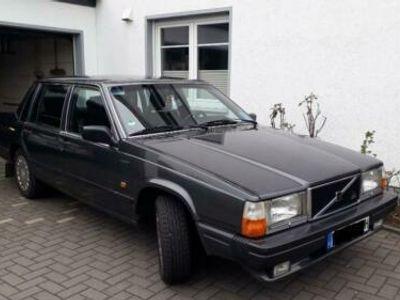 gebraucht Volvo 740 GLE H-Kennzeichen und Top gepflegt