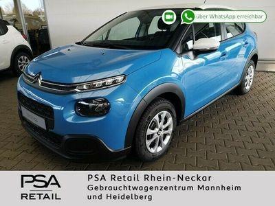 gebraucht Citroën C3 Feel PureTech83 5tür. *SHZ *EPH *Klima