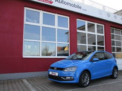 "gebraucht VW Polo 1.2 TSI ""Lounge"" Pano., LED, Einparkhilfe"