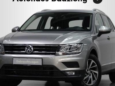 gebraucht VW Tiguan Sound BMT Start-Stopp 2.0 TDI Navi ACC AHK-klappba