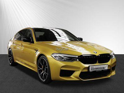 gebraucht BMW M5 Competition xDrive UPE 162.260,- B&W