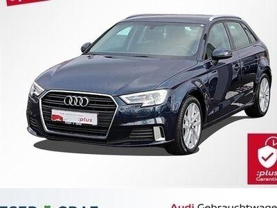 gebraucht Audi A3 Sportback Sport 1.5TFSI sport/Navi/Xenon/Sitzhz/PDC