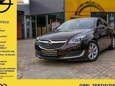gebraucht Opel Insignia 2.0 CDTI Inno. USB KLIMA XENON NAVI