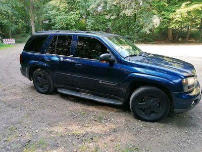 gebraucht Chevrolet TrailBlazer ChevyLastenesel als SUV/Geländewagen/Pickup in Sibbesse