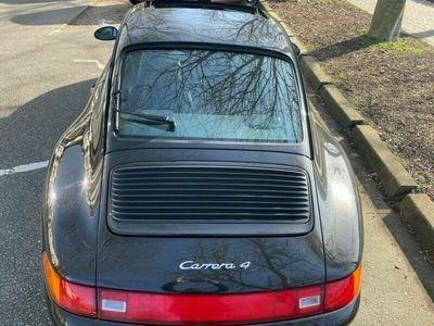 gebraucht Porsche 993 als Sportwagen/Coupé in Heidelberg