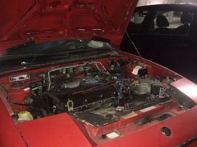gebraucht Ford Capri Mercuryxr2