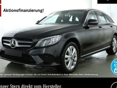 gebraucht Mercedes C400 T 4M Avantgarde Multibeam Distr. COMAND PTS