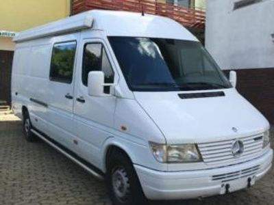 verkauft mercedes sprinter 312d wohnmo gebraucht 1999 km in holzminden. Black Bedroom Furniture Sets. Home Design Ideas