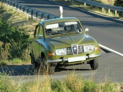 gebraucht Saab 96 V4 - 1972