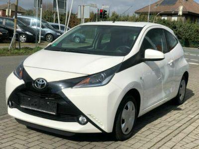 käytetty Toyota Aygo 1,0-l-VVT-i x *Klima*Rückfahrkamera*Euro5*