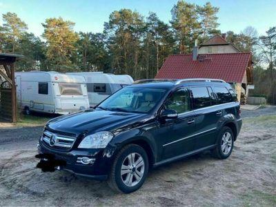 gebraucht Mercedes GL420 Mercedes BenzCDI 4x4 V8 DPF 3,5t A...